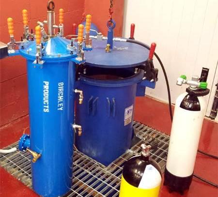 气瓶压力循环试验机